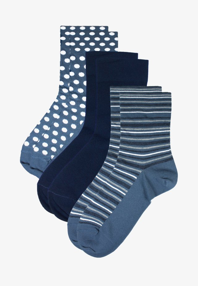 Socks - blau