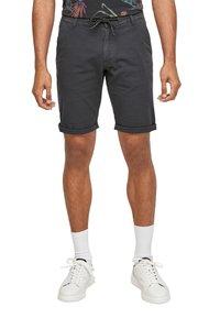 Q/S designed by - Shorts - dark grey - 4