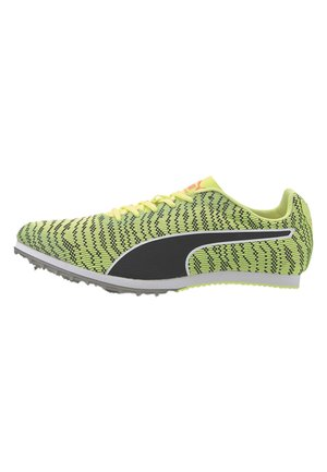 PUMA EVOSPEED STAR 6 MEN'S TRACK & FIELD BOOTS MALE - Moulded stud football boots - fizzy yellow-black
