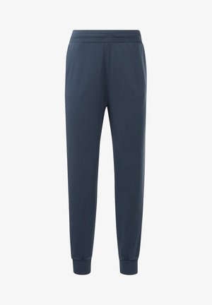 CLASSICS WASHED JOGGERS - Spodnie treningowe - blue