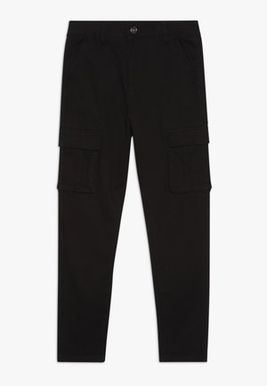 RYDER - Kalhoty - black