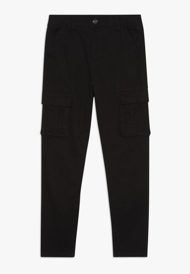 RYDER - Pantalon classique - black