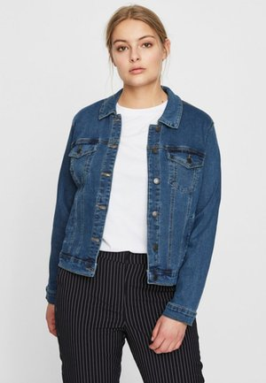 VMHOT SOYA JACKET - Denim jacket - blue denim