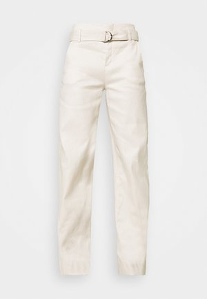 Trousers - baja sand