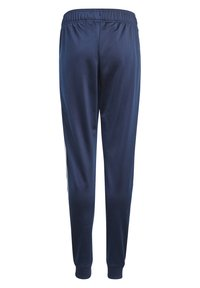 adidas Originals - ADICOLOR SST TRACK PANTS - Pantalon de survêtement - collegiate navy/white