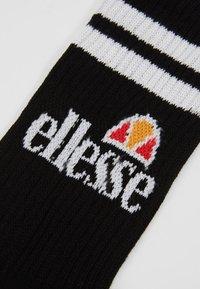 Ellesse - 3 PACK - Socks - black - 2