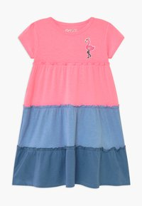 Staccato - Jersey dress - neon rose - 0