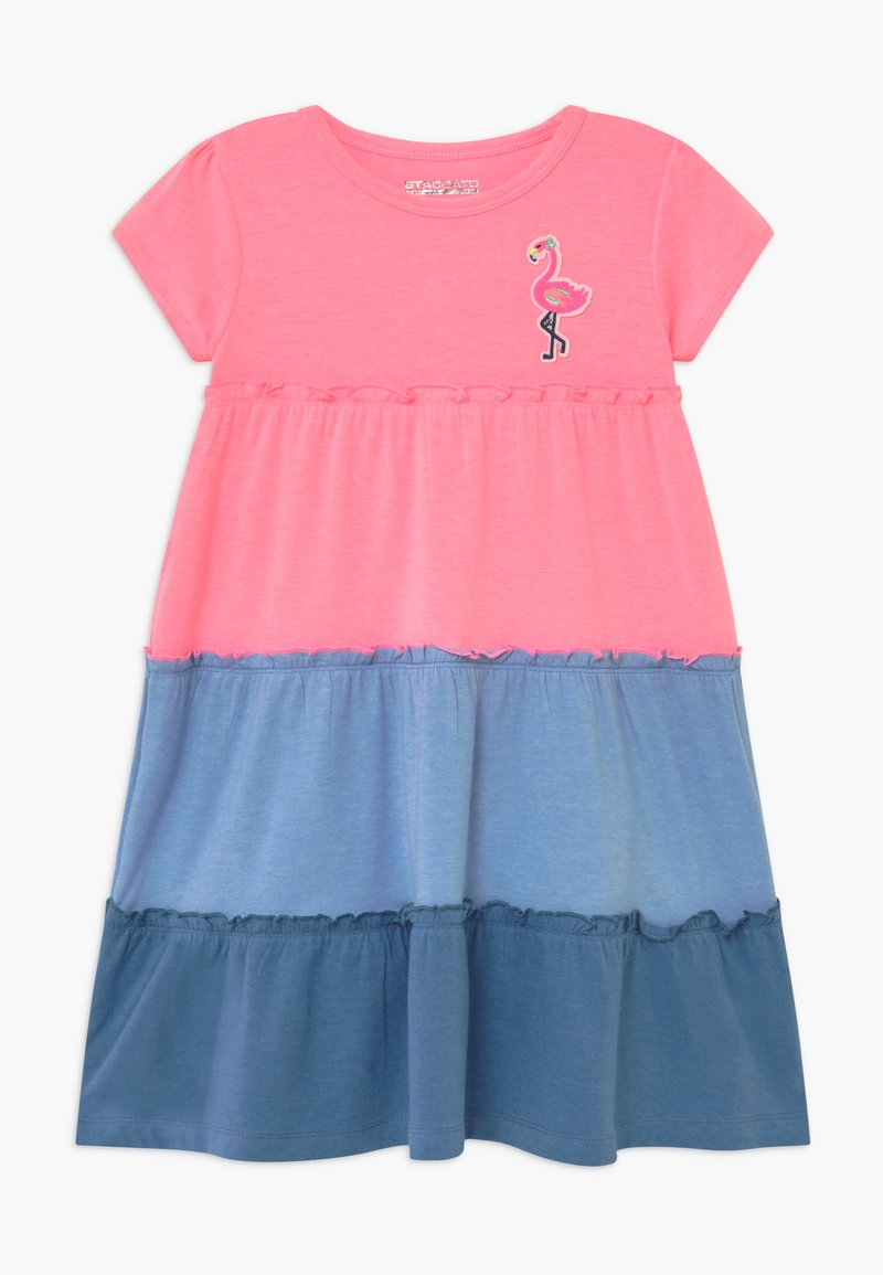 Staccato - Jersey dress - neon rose