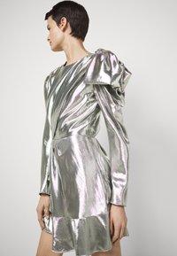 Alberta Ferretti - ABITO - Robe de soirée - silver - 4