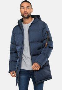 Threadbare - QUADRANT - Winter coat - blau - 4