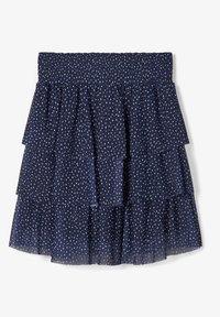 Name it - A-line skirt - dark sapphire - 1
