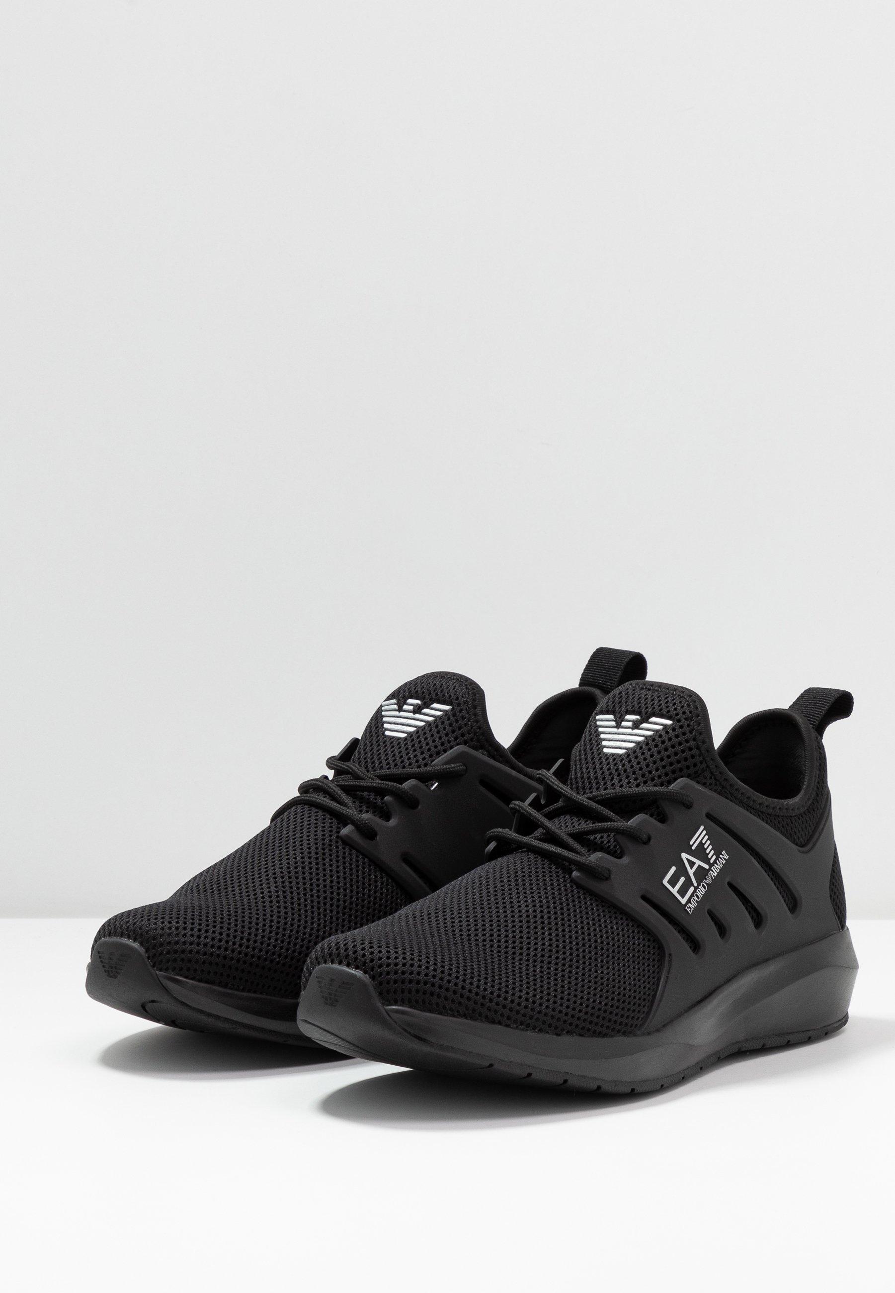 Ea7 Emporio Armani Sneakers - Triple Black