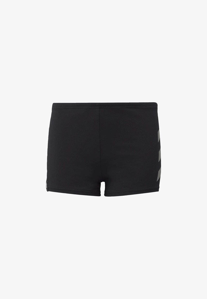 adidas Performance - PERFORMANCE SWIM BRIEFS - Swimming trunks - black