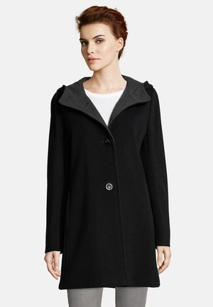 MIT KAPUZE - Classic coat - dark blue
