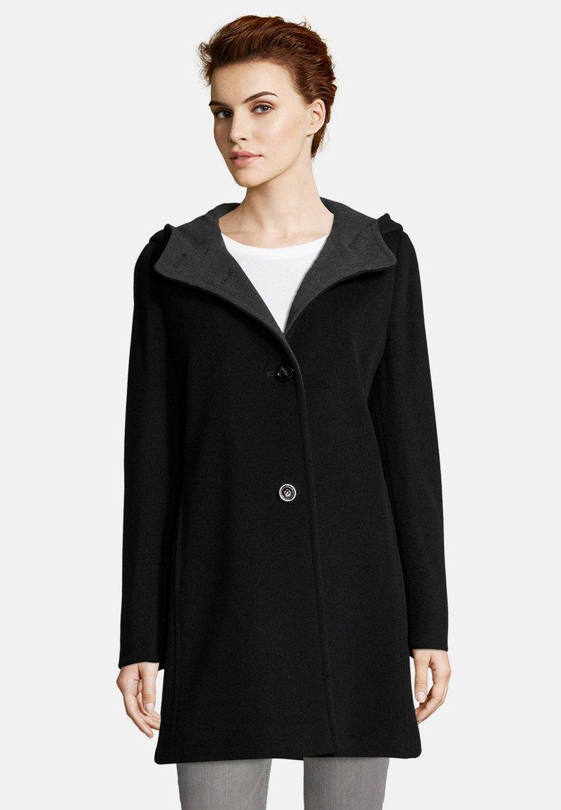 Gil Bret - MIT KAPUZE - Classic coat - dark blue