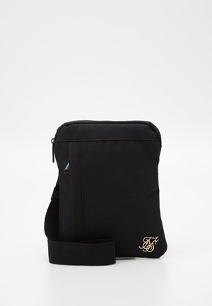 FLIGHT BAG - Borsa a tracolla - black