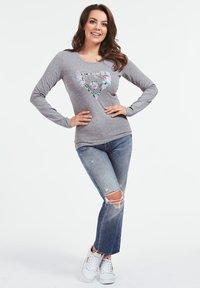 Guess - VILMA  - Long sleeved top - grau - 1