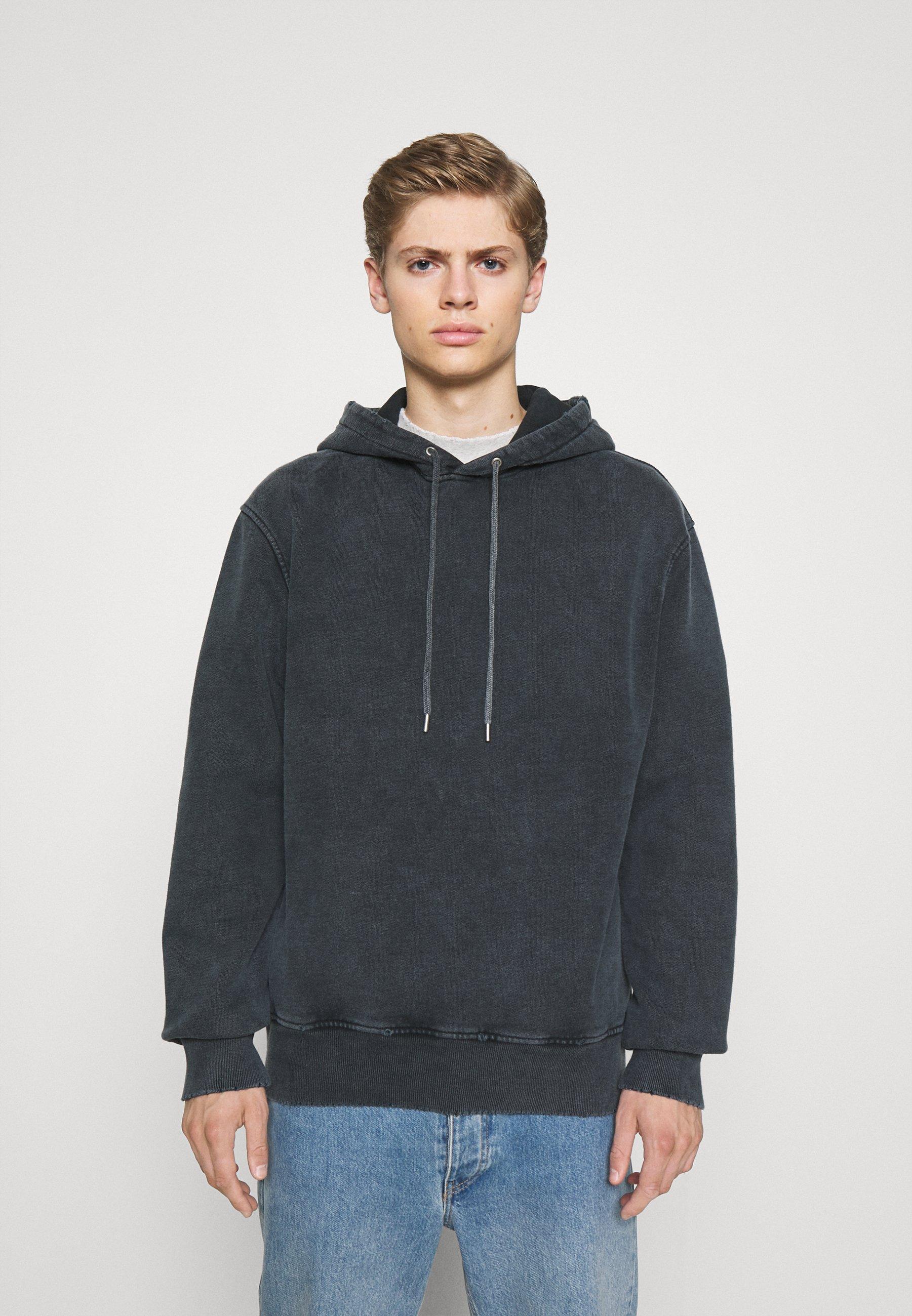 Homme DISTRESSED HOODIE - Sweatshirt