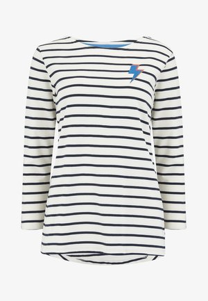 BRIGHTON THUNDERSTRUCK BRETON - Long sleeved top - off-white