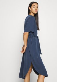 Monki - HESTER DRESS - Jerseykjole - navy blue - 5