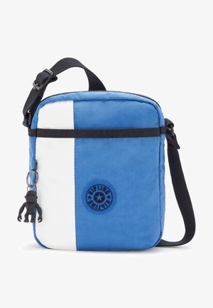HISA - Across body bag - aerial blue bl