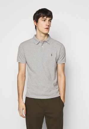 SHORT SLEEVE - Poloshirt - andover heather