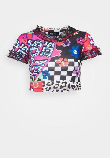 SEE YOU SOON  - Print T-shirt - multi