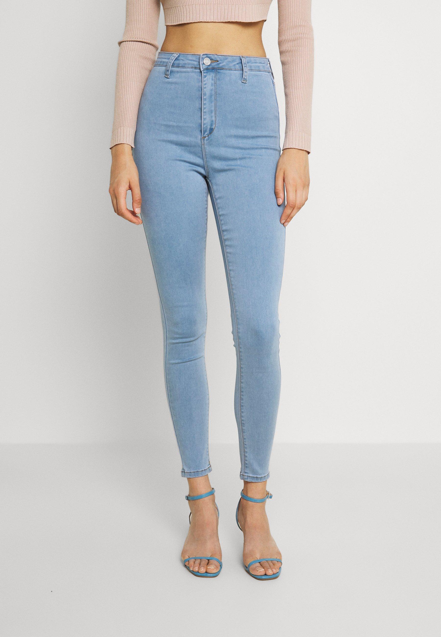 Women VICE BELT LOOP - Jeans Skinny Fit