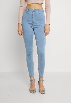 VICE BELT LOOP - Jeans Skinny Fit - light blue
