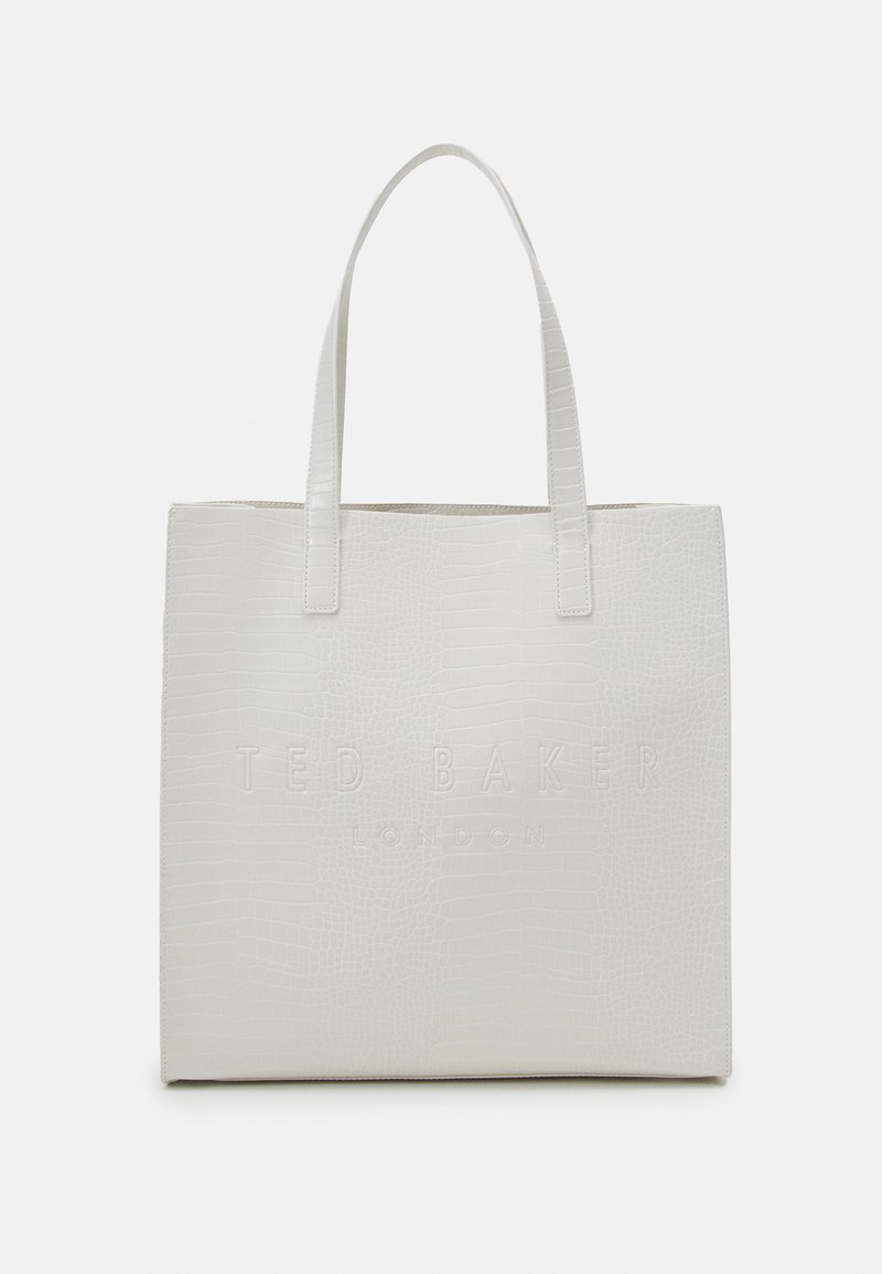 Ted Baker - CROCCON - Tote bag - nude