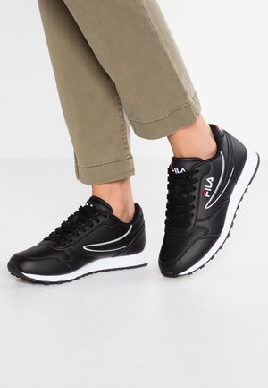 ORBIT - Sneakers laag - black