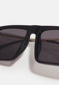 ALDO - ETAETHIEN - Sunglasses - black/gold-coloured/smoke - 3