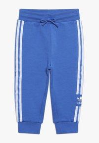 adidas Originals - NEW ICON HOODIE SET - Træningssæt - blue/white - 2