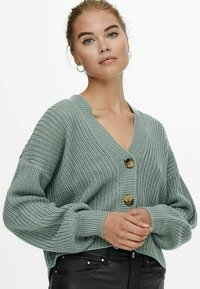 ONLY - Cardigan - chinois green - 3