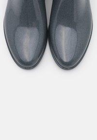 LEMON JELLY - BRISA - Bottes en caoutchouc - mid grey - 5