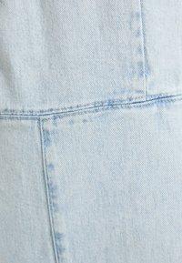 Bershka - Jumpsuit - blue denim - 4