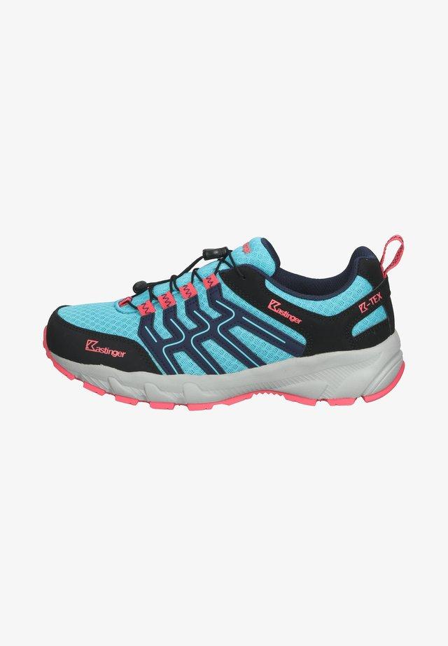 Chaussures à lacets - azure