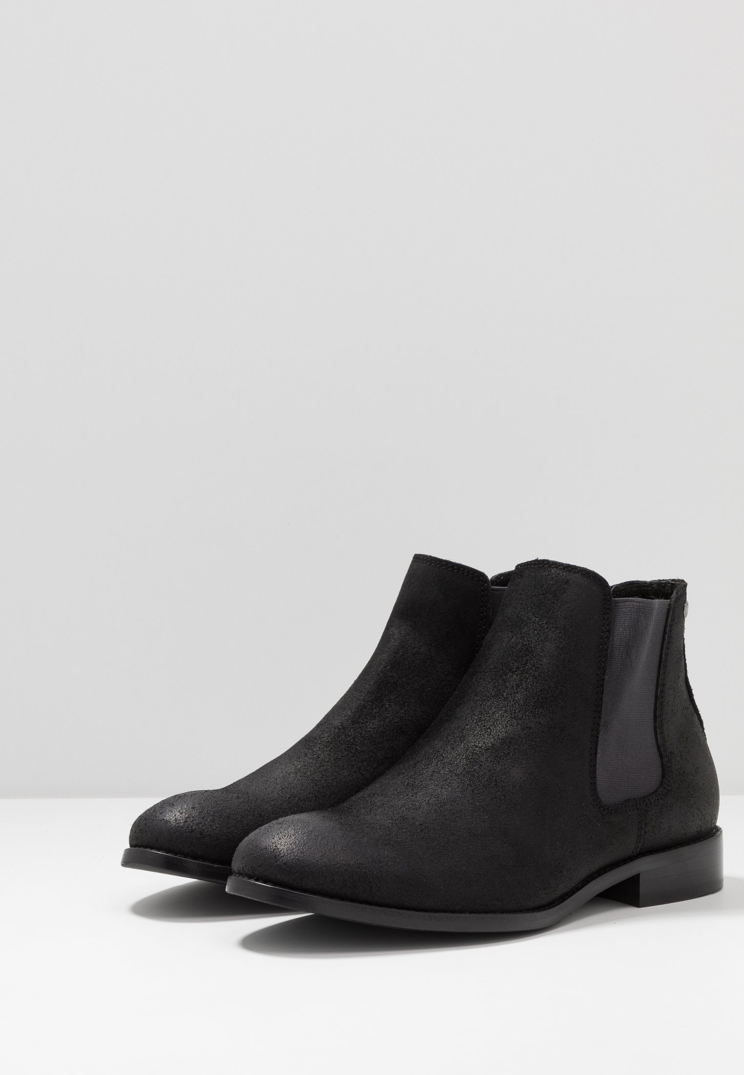 Cheapest Cheapest Jack & Jones JFWPETER  - Classic ankle boots - anthracite | men's shoes 2020 0AStY