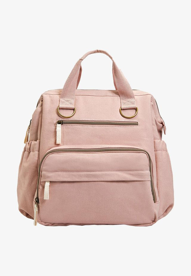 MUM'S SPECIAL PUSHCHAIR BACKPACK - Sac à dos - rose