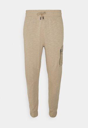 ME PANT - Cargo trousers - tan