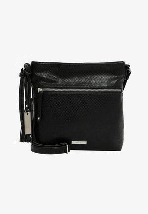 FRANZY - Across body bag - black