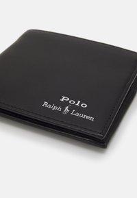 Polo Ralph Lauren - SMOOTH UNISEX - Wallet - black - 5