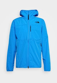The North Face - MENS NORTH DOME STRETCH JACKET - Větrovka - clear lake blue - 5