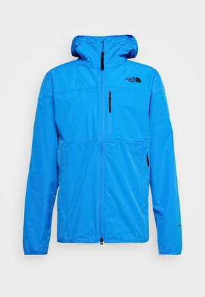 MENS NORTH DOME STRETCH JACKET - Windbreakers - clear lake blue
