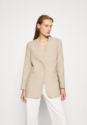 BLAZER - Żakiet - beige medium dusty