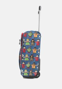 pick & PACK - PEACE  - Wheeled suitcase - blau - 2