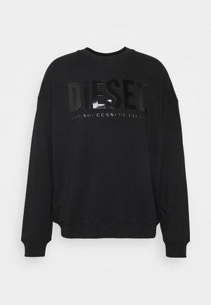 INLOGO UNISEX - Sweatshirt - black
