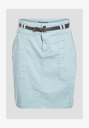 A-line skirt - vert clair
