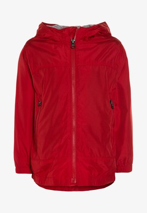 TODDLER BOY - Waterproof jacket - pure red