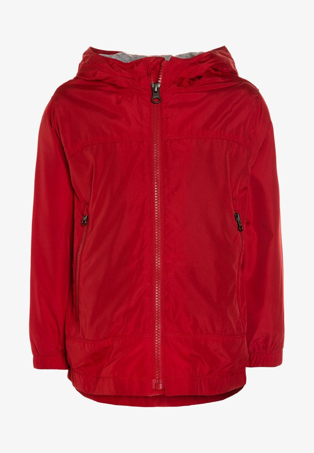 TODDLER BOY - Impermeable - pure red